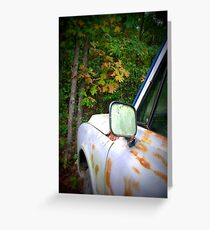 '68 Chevy Greeting Card