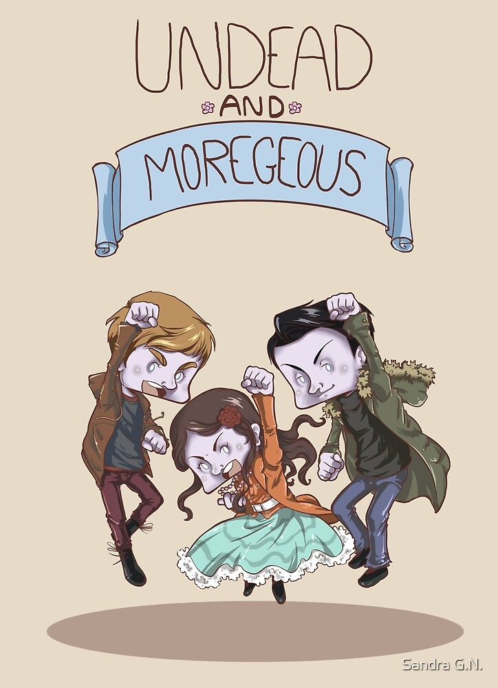 Moregeous  by Sandra G.N.