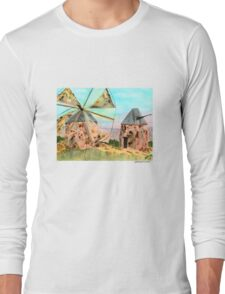 Windmills Long Sleeve T-Shirt