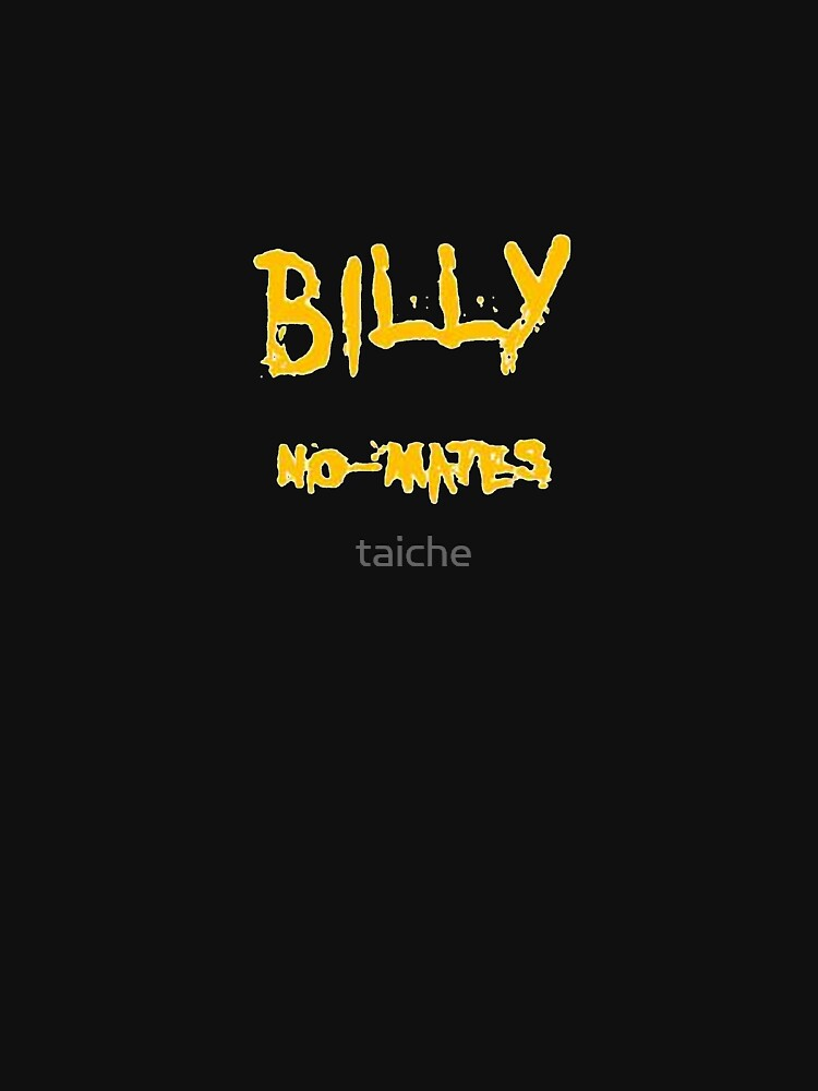 Billy No-Mates by taiche