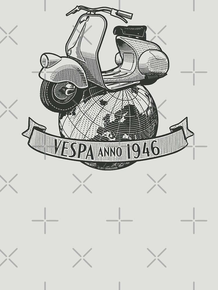 Vespa Anno 1946 by DoubleGood