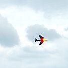 Hawker Hunter by DCLehnsherr