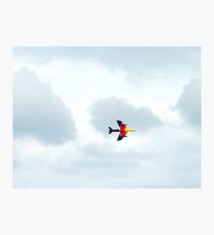 Hawker Hunter Photographic Print