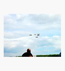 Yak 50s Photographic Print
