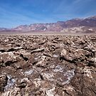 Devils Golf Course – Death Valley by Owed To Nature