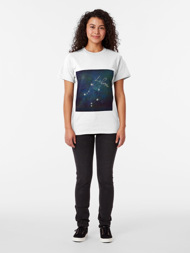 Alternate view of Libra Classic T-Shirt
