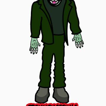 Frankenstein's Hamster by BartonKeyes