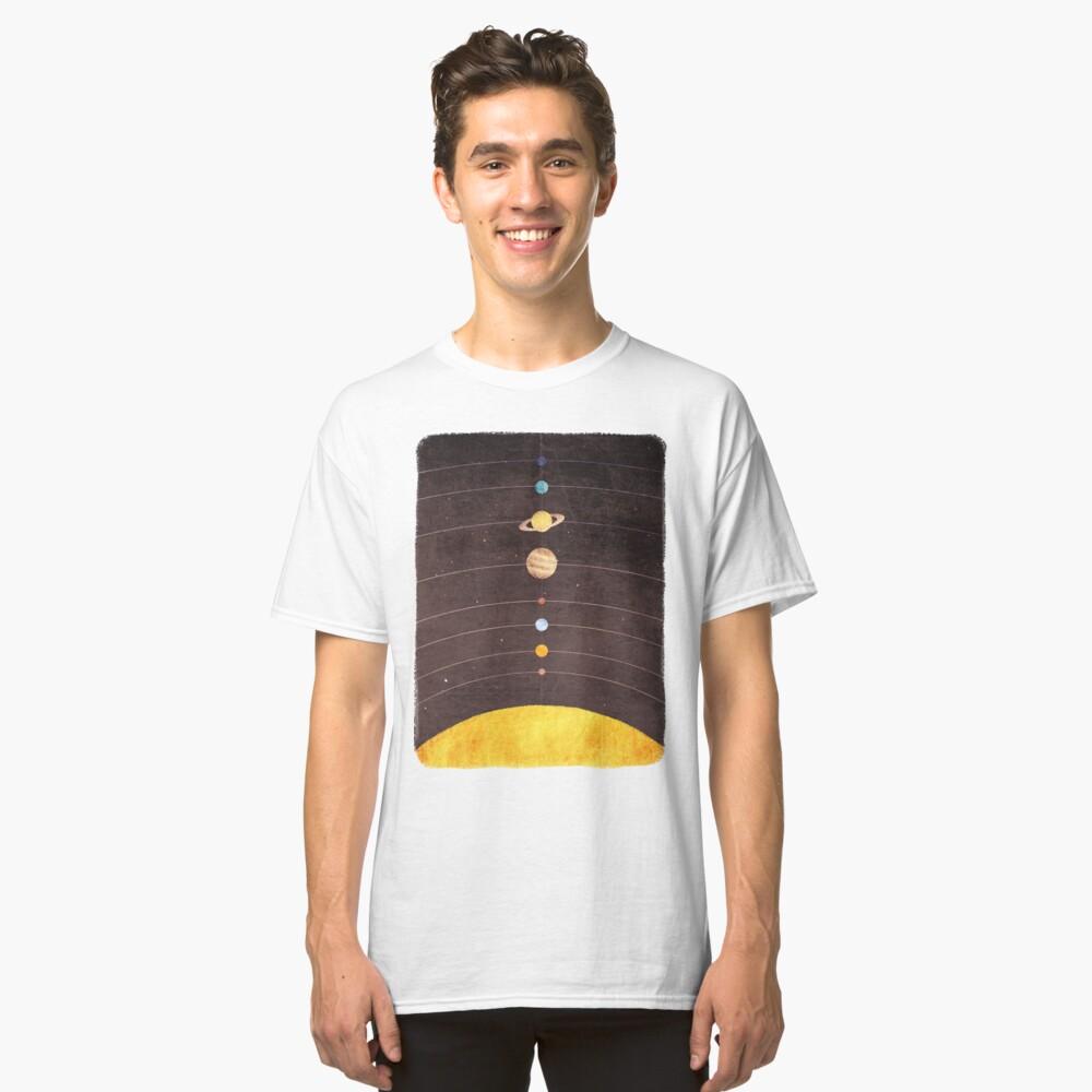 Solar System Classic T-Shirt