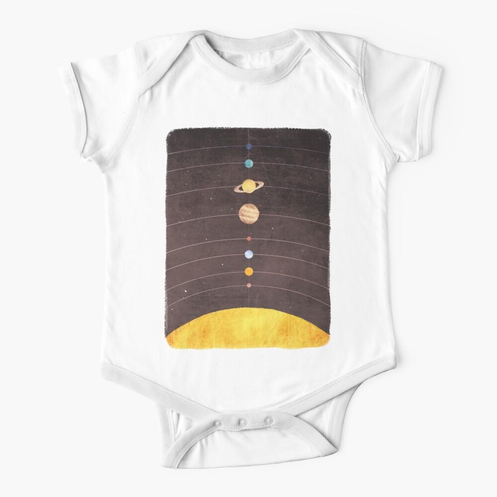Solar System Baby One-Piece