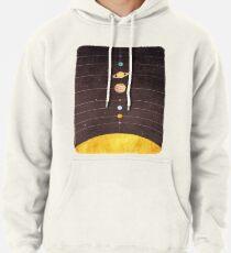 Sudadera con capucha Sistema solar