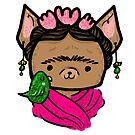Frida Chihuahua II by fluffymafi