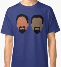 Evil Troy and Evil Abed Classic T-Shirt