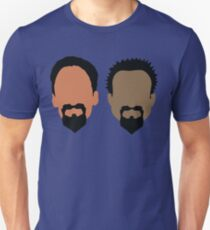 Evil Troy and Evil Abed T-Shirt