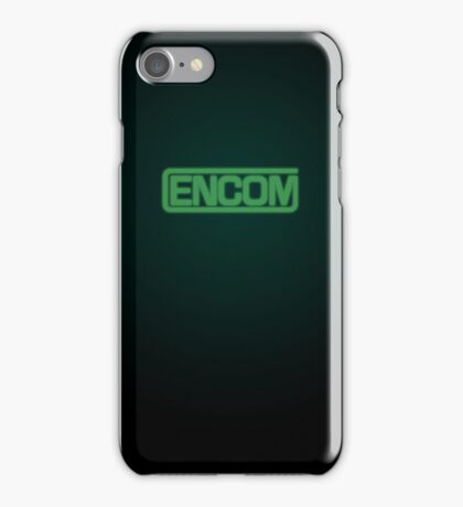 Encom iPhone Case/Skin