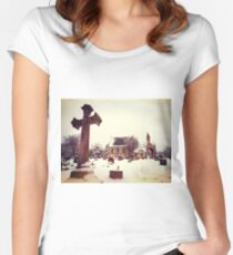 Lambeth Chapel Women's Fitted Scoop T-Shirt