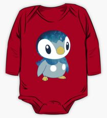 Galaxy Piplup One Piece - Long Sleeve