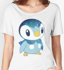 Galaxy Piplup Women's Relaxed Fit T-Shirt