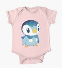 Galaxy Piplup One Piece - Short Sleeve