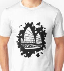 Chinese Junk Unisex T-Shirt