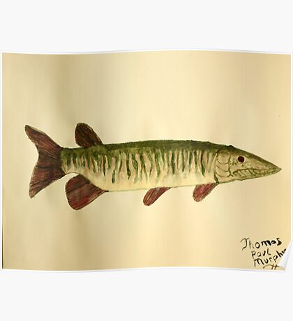Musky Poster