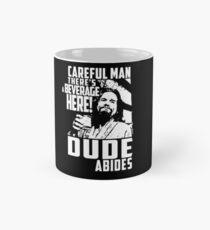 Big Lebowski - Dude bleibt Tasse