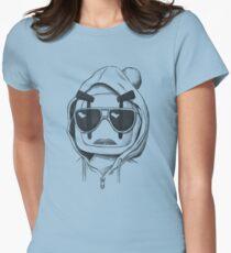 Una-Bomberman Womens Fitted T-Shirt