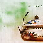 The Tea Pot by Heather Haderly