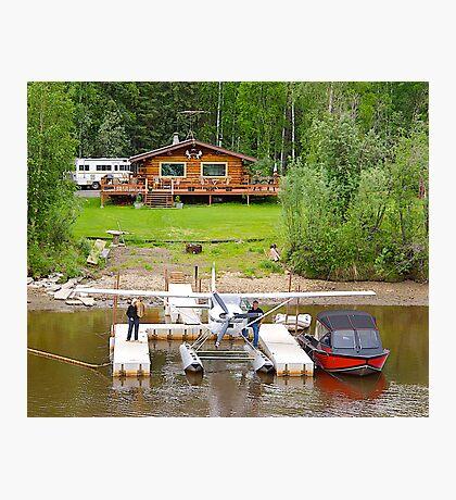 Lifestyle, Fairbanks, Alaska, 2012. Photographic Print