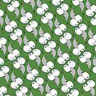 You and Me (green) by twelvefloorsup