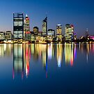 Perth City Reflects by Daniel Carr