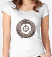 Ouroboros Women's Fitted Scoop T-Shirt