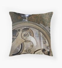 The Works 2 Throw Pillow