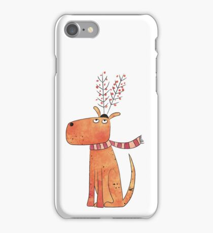 The Antler Hat iPhone Case/Skin