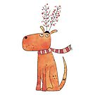 The Antler Hat by Nic Squirrell