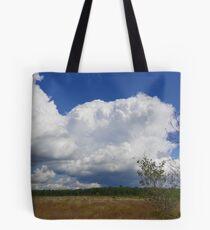 Clouds in Kennebunk Tote Bag