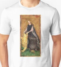 Medieval Lady and Lion T-Shirt