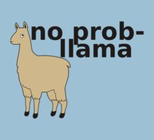 No Prob-Llama by loveaj