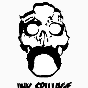 ink spillage poster by inkspillage