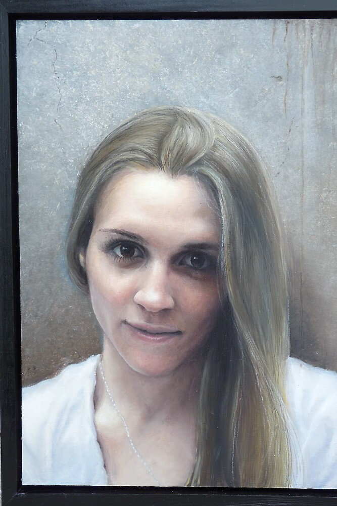 Maggie portrait two by Ryan Michiels