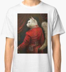 The Hermitage Court Chamber Herald Cat Classic T-Shirt