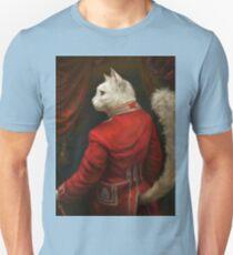 The Hermitage Court Chamber Herald Cat T-Shirt