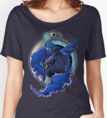 Let The Moon Shine! Women's Relaxed Fit T-Shirt