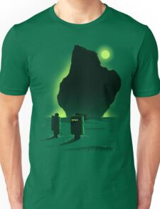 Bouldering Unisex T-Shirt