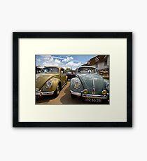 VW 9784 Framed Print