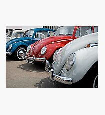 VW 9803 Photographic Print