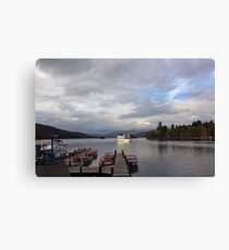 Bowness-on-Windermere Canvas Print