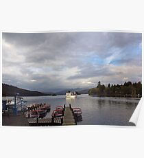 Bowness-on-Windermere Poster