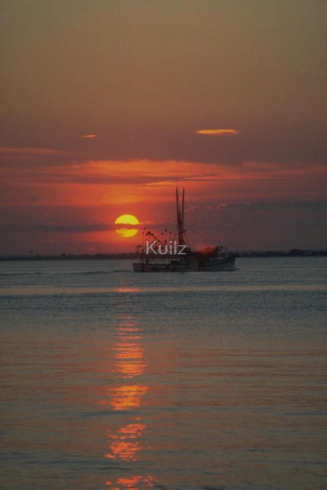 A Fishermans View by Kuilz