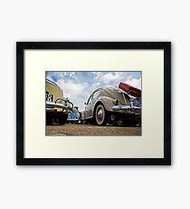 VW 9741 Framed Print