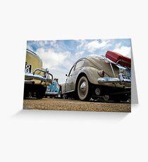 VW 9741 Greeting Card